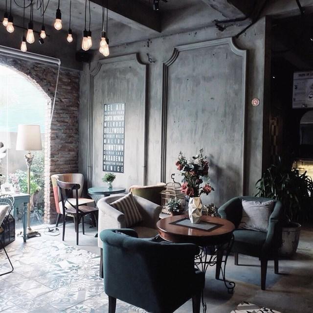 1 coffee shop tại Đà Nẵng