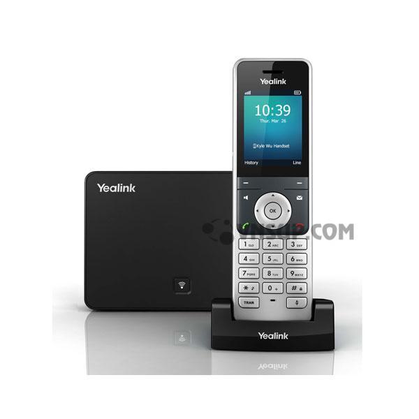 Điện thoại không dây Yealink W56P (Máy Trạm)