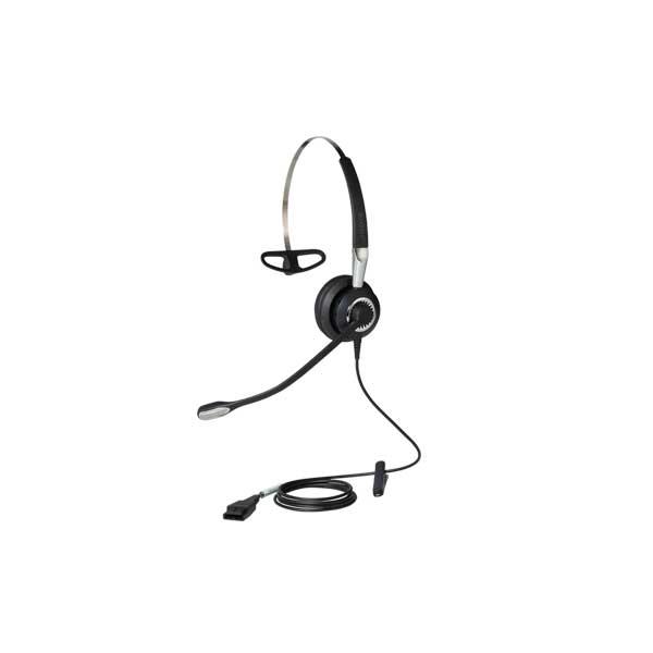 Jabra BIZ 2400 II QD Duo UNC là một phiên bản mới của tai nghe Jabra BIZ 2400 đã được cải tiến