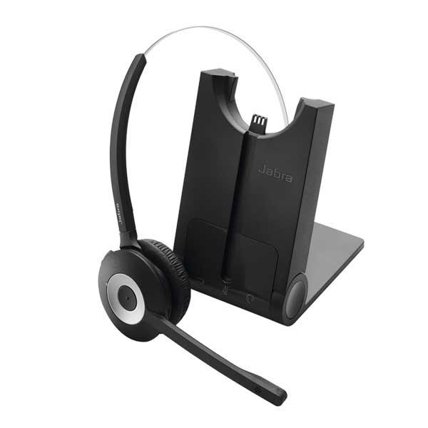 Jabra Pro 930 Mono là tai nghe jabra sử dụng công nghệ kết nối không dây DECT. Một tai nghe chuyên nghiệp, đáng tin cậy giá cả phải chăng, âm thanh chất lượng