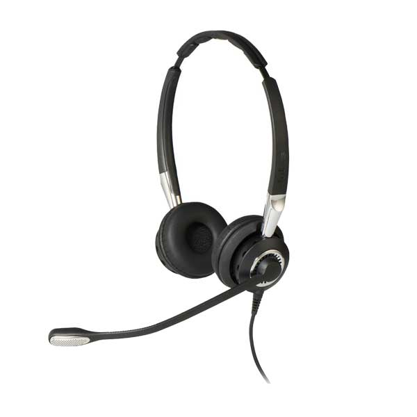 Tai nghe Jabra Biz 2400 II QD Duo NC Wideband Balanced
