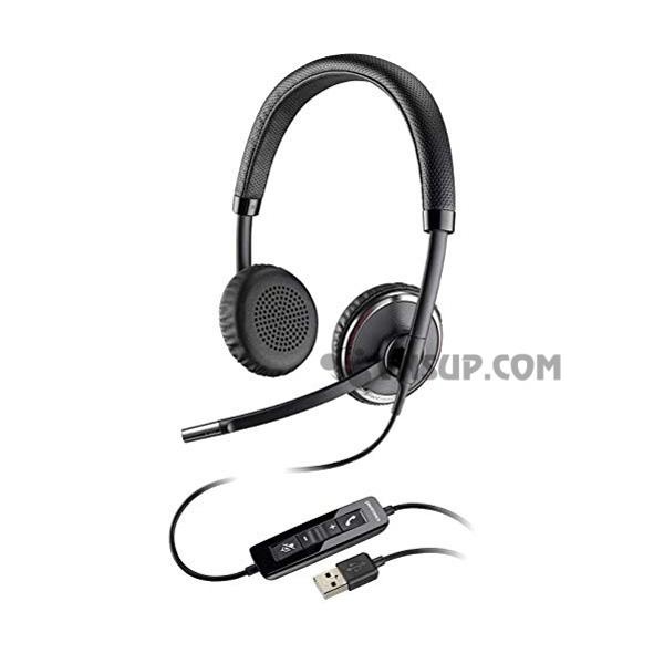 Tai nghe Plantronics Blackwire C520-M