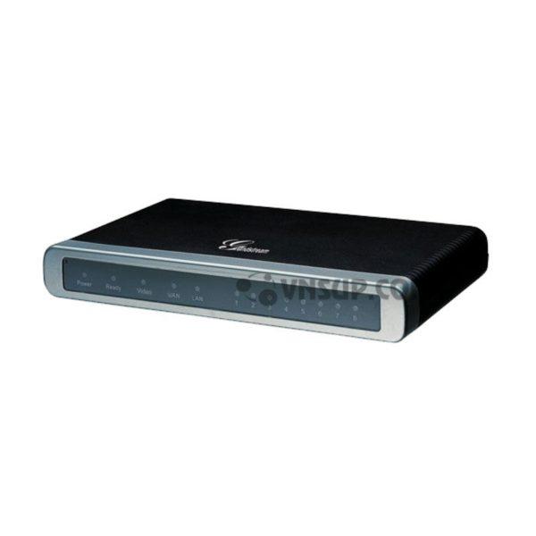 Bộ chuyển đổi gateway 4 cổng FXO GXW4104 (4 trung kế thường)Cổng giao tiếp VOIP-FXO Grandstream GXW4104 | Xem bảng giá tại Đại lý của Grandstream. Voip gateway chuyên dụng