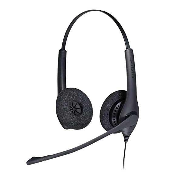 Tai nghe Jabra Biz 1500 Duo QD (Quick Disconect)