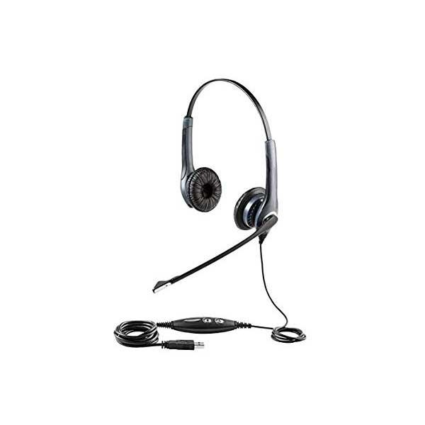 Tai nghe Jabra GN2000 USB Duo MSlà dòng tai nghe Jabra GN2000 Series có thể sử dụng cho điện thoại bàn, điện thoại di động và Softphone