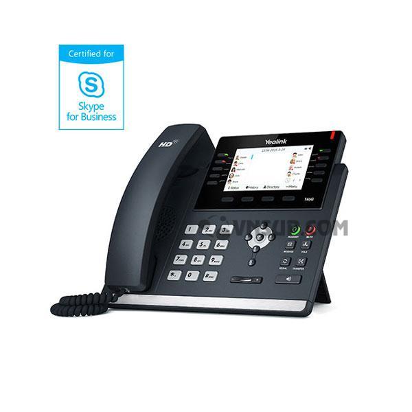 Điện thoại IP phone Yealink SIP-T46G-Skype