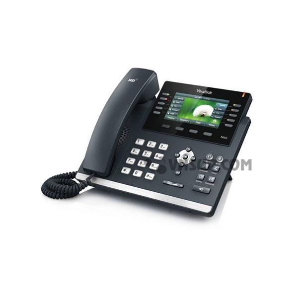 Điện thoại IP Phone Yealink SIP-T46G (16 Accounts)