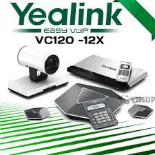 Thiết bị hội nghị truyền hình Yealink VC120 (Zoom - 12X)