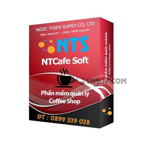 Phần mềm quản lý cofee shop tốt nhất, Quản lý cofee shop 1 cách hiệu quả với NTCafe Soft