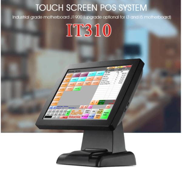 MÁY POS TÍNH TIỀN IT-310NT, máy POS tính tiền giá rẻ. Với mục tiêu mang lại cho khách hàng thiết bị bán hàng tính tiền tiện lợi nhanh chóng với chi phí thấp nhất. IT-310NT ra đời để đáp ứng yêu cầu đó.