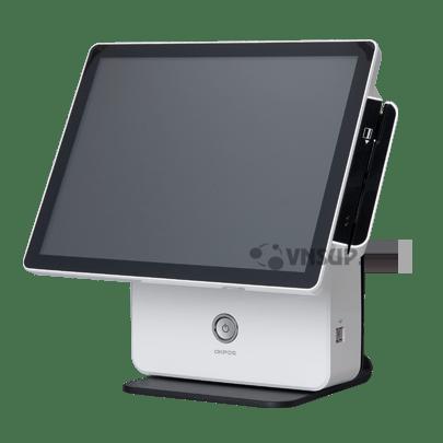 Máy tính tiền NTK-POS - Hàn Quốc cấu hình mạnh mẽ, thiết kế sang trọng, tích hợp sẵn đầu đọc thẻ từ, dùng cho Cafe, trà sữa, SPA, Nhà hàng, shop, siêu thị