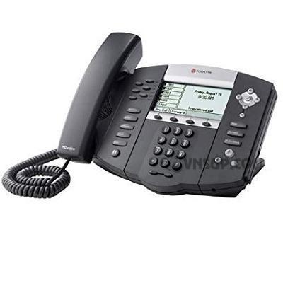 Polycom SoundPoint IP 550, điện thoại Polycom giá rẻ, ddienj thoại bàn văn phòng, Tính năng hiện đại của Polycom SoundPoint IP 550