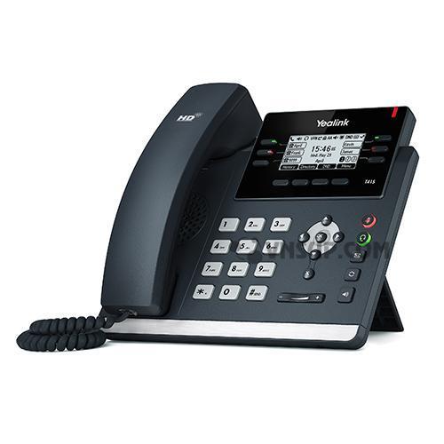 Yealink SIP-T41S dòng điện thoại IP đời mới, Yealink SIP-T41S điện thoại IP dành cho văn phòng, Top điện thoại IP để bàn bán chạy nhất năm 2018