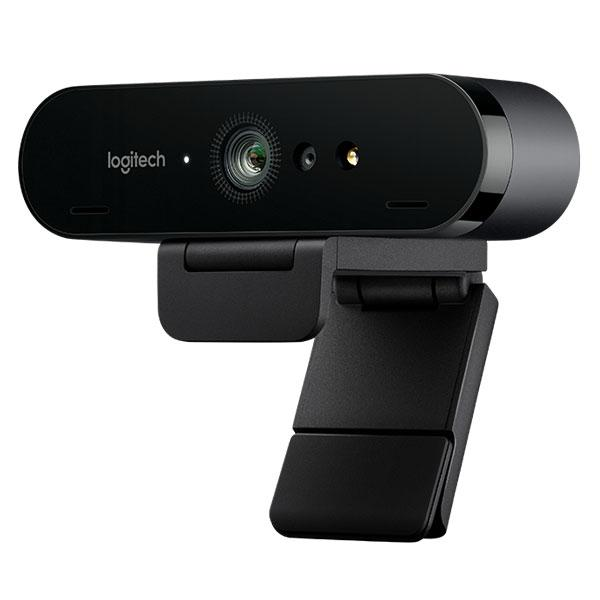 Webcam Logitech Brio 4K Ultra HD