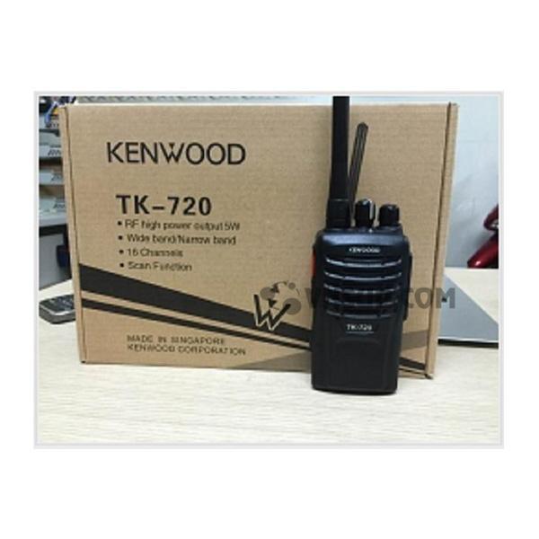 Bộ đàm Kenwood TK 720