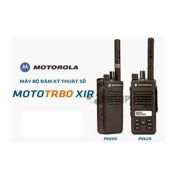 BỘ ĐÀM MOTOROLA XIR P6600