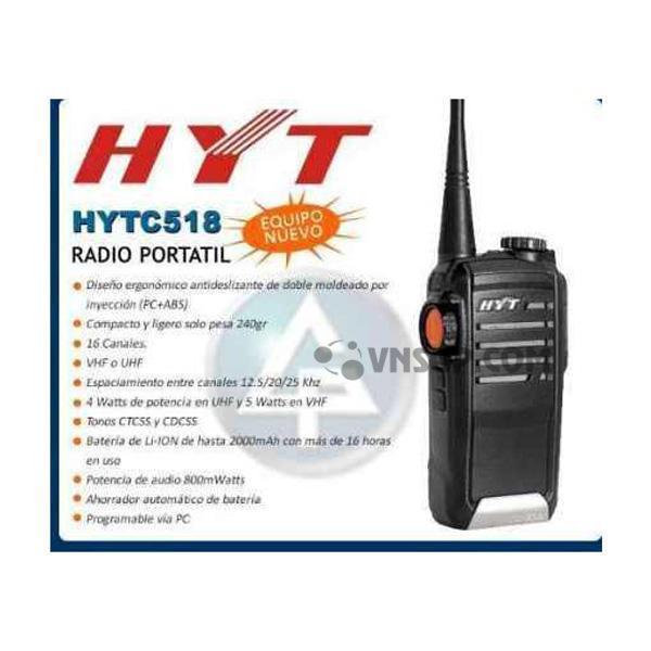 Bộ Đàm HYT TC-518