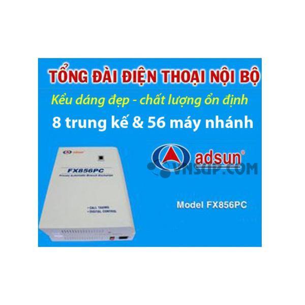 Tổng đài điện thoại Asun FX 856PC