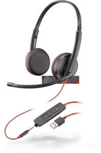 TAI NGHE PLANTRONICS C3225-USB-A
