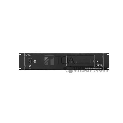 TOA PP-025B : Mixer Preamplifier
