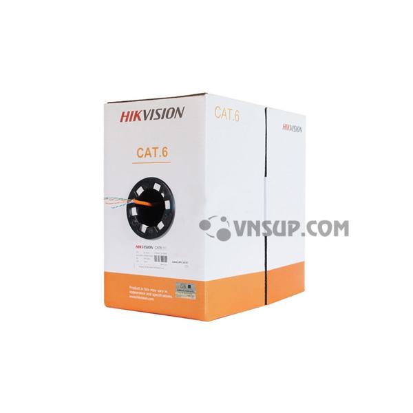 Cáp mạng CAT6 HIKVISION DS-1LN6-UE-W
