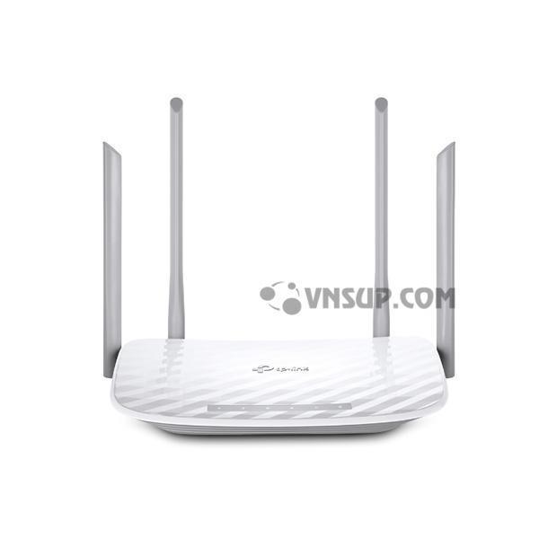 Router băng tần kép Wi-Fi AC1200