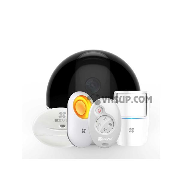 Camera Ezviz KIT C6T-RF+T1+T9