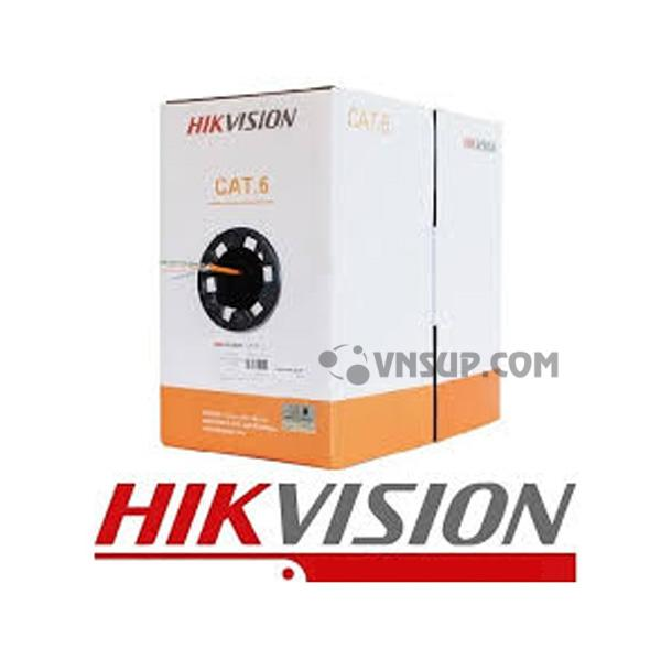 DÂY CÁP MẠNG CAT6 HIKVISION DS-1LN6-UU