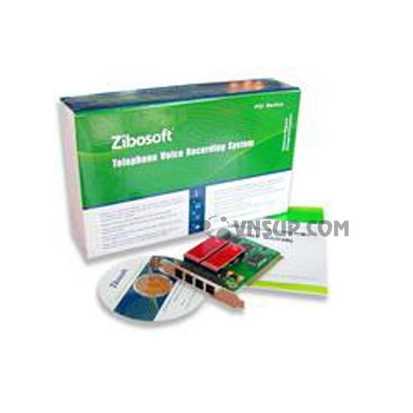 Máy ghi âm điện thoại 8 lines Zibosoft ZS-2608