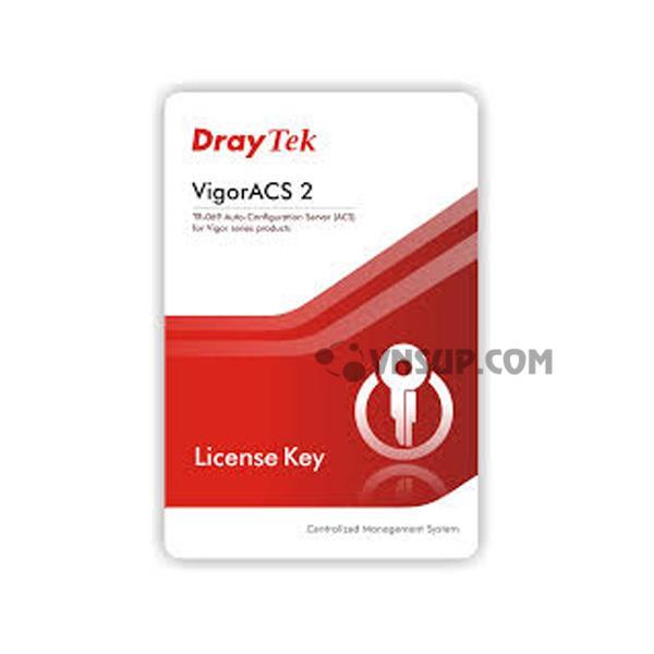 DrayTek VigorACS 2