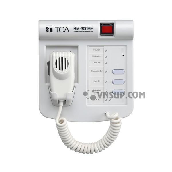 Micro thông báo cháy khẩn cấp RM-300MF