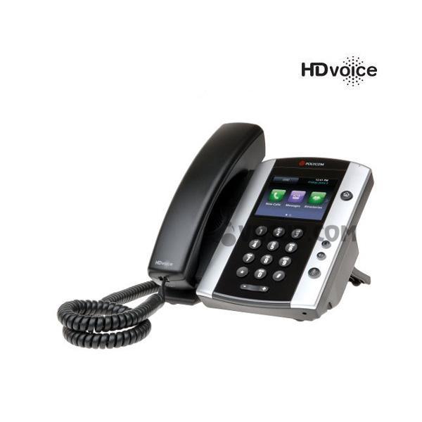 Điện thoại Polycom VVX501 PoE