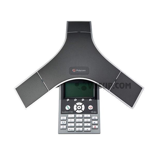 Điện thoại hội nghị IP Polycom SoundStation IP7000, PoE