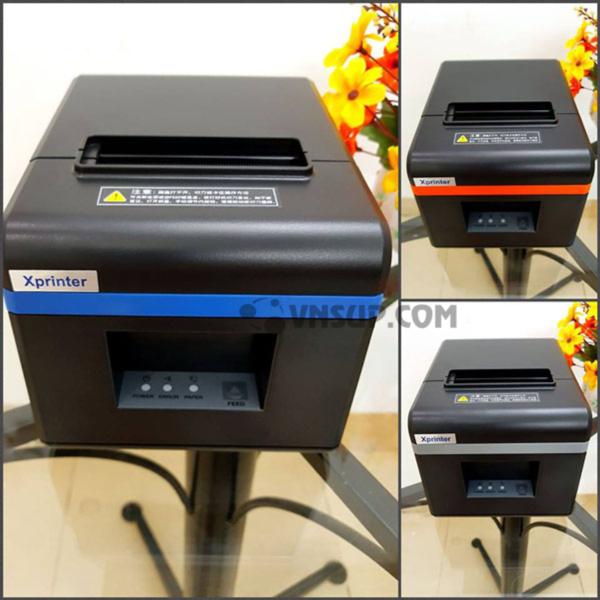 máy in nhiệt Xprinter N160II giá rẻ, máy in hóa đơn N160II, máy in bill N160 Xprinter, máy in hóa đơn giá rẻ, máy in bill tính tiền giá rẻ