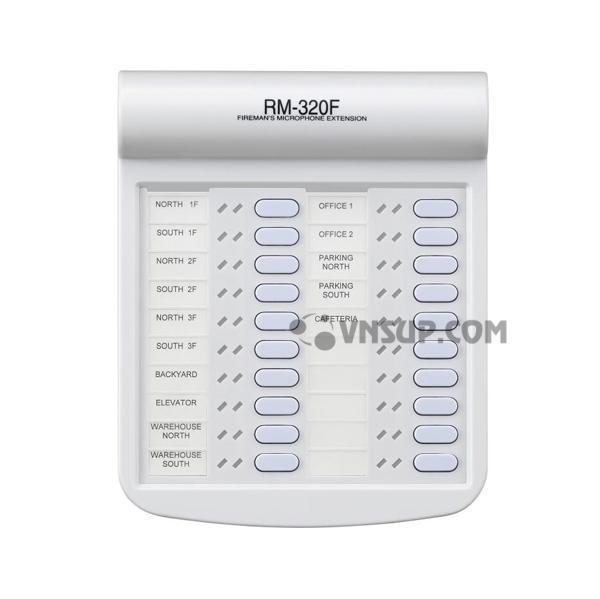Micro thông báo cháy khẩn cấp RM-320F