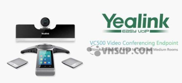 Thiết bị hội nghị Yealink VC500