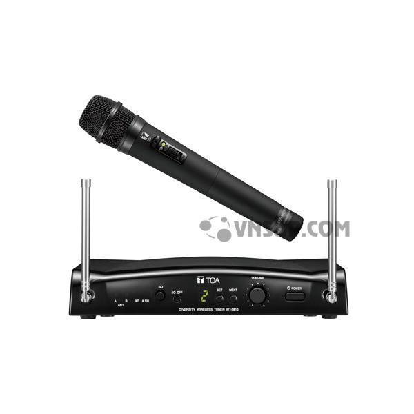 Bộ micro không dây cầm tay WS-5265
