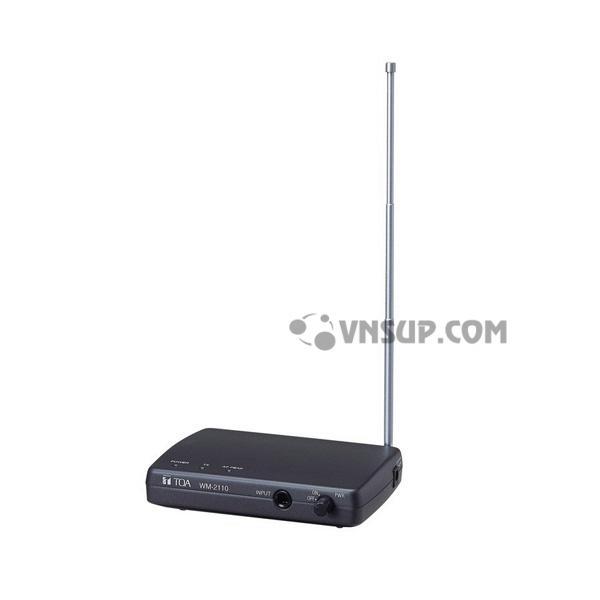 Bộ phát không dây để bàn TOA WM-2110