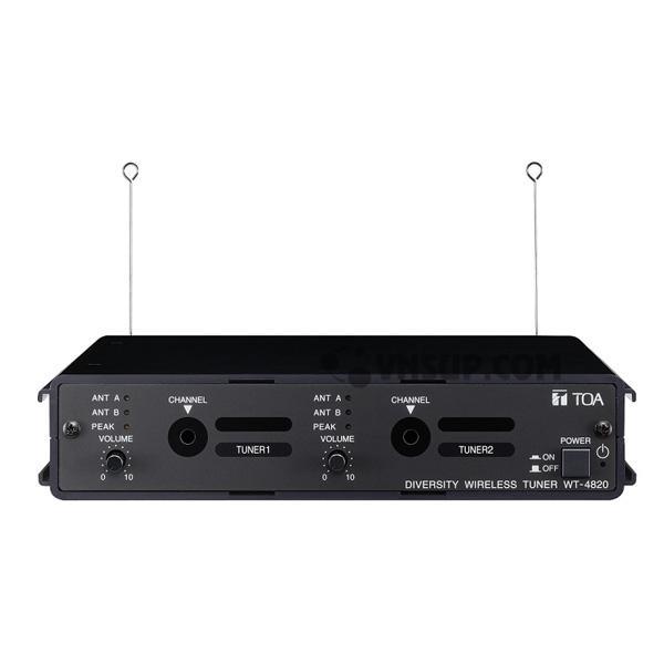 Bộ thu không dây UHF để bàn WT-4820