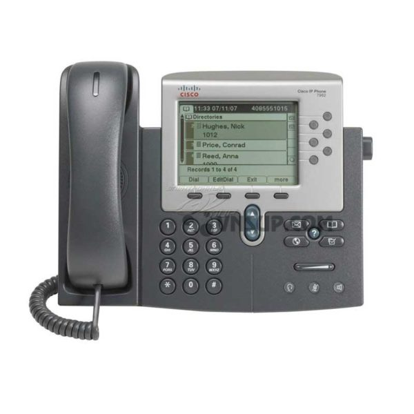 Điện thoại IP Cisco CP-7962G