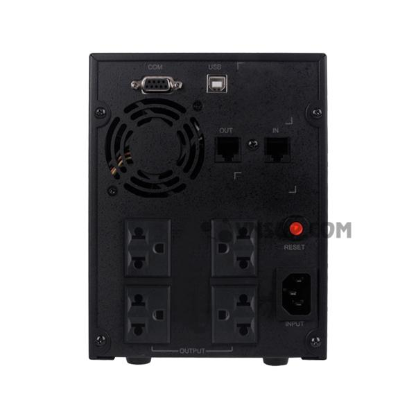 Bộ Lưu Điện Cyberpower VALUE1200ELCD-AS1200VA/720W