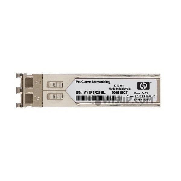Máy thu phát HP X120 1G SFP LC LX JD119B
