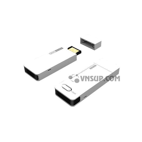 USB Wi-Fi chuẩn N tốc độ 300Mbps N300UM
