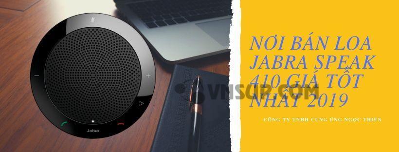 Nơi bán loa Jabra speak 410 giá tốt nhất 2019