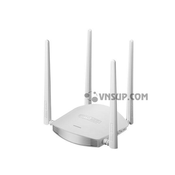 Router Wi-Fi chuẩn N 600Mbps N600R