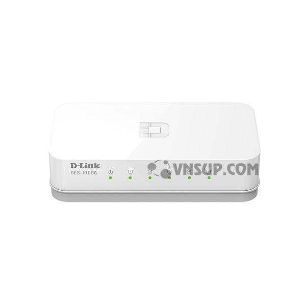 Switch 5 Cổng 10/100M DES-1005C