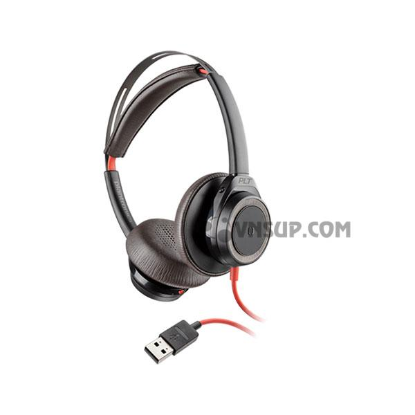 Tai nghe Plantronics Blackwire 7225 BLACK USB-A