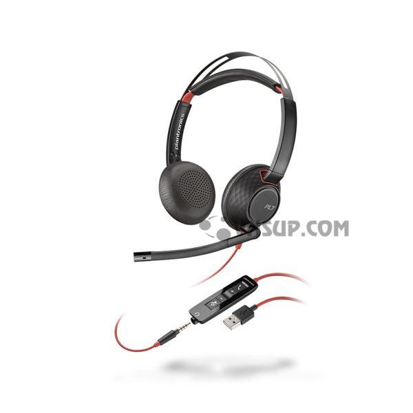 Tai nghe Plantronics C5220 USB-A