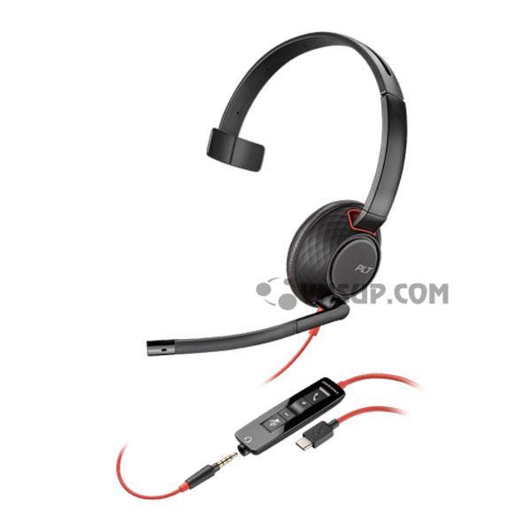 Tai nghe Plantronics Blackwire C5210 USB-A