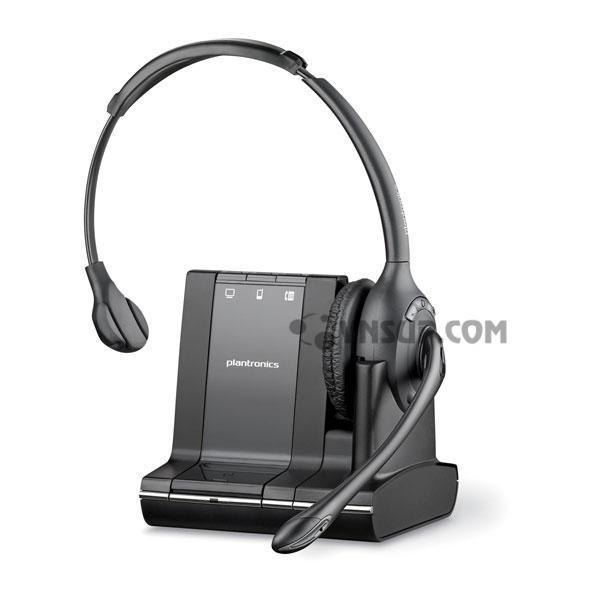 Tai nghe không dây Plantronics Savi W710-M